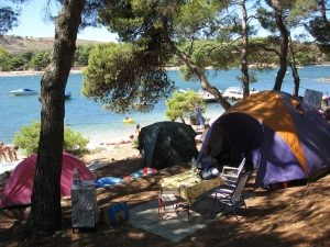 Camping Proti