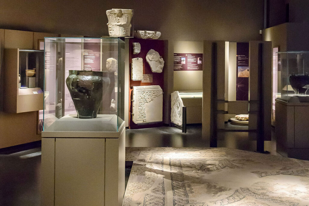 Archaelogical Museum of Messinia