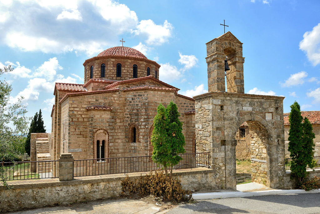 Holy Church of Metamorphosis Sotiros Christianoupoleos