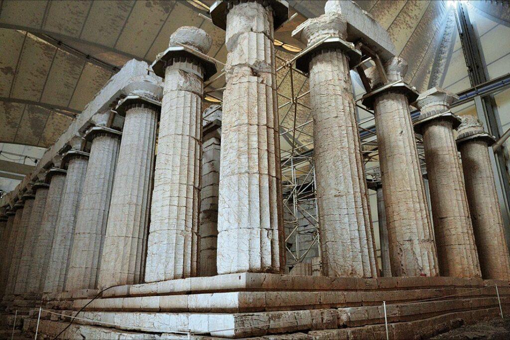 The Temple of Apollo Epicurean